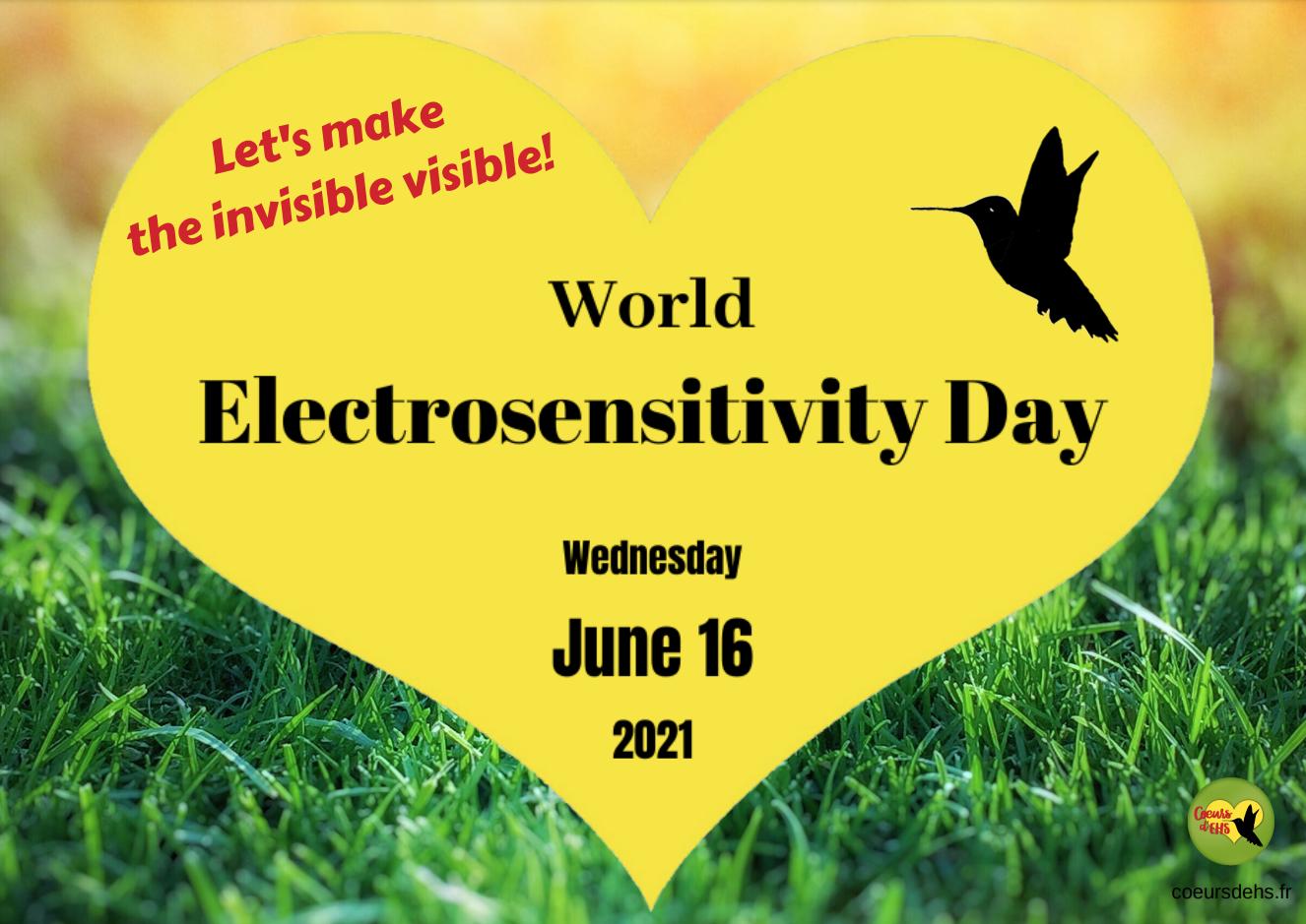 World Electrosensitivity Day